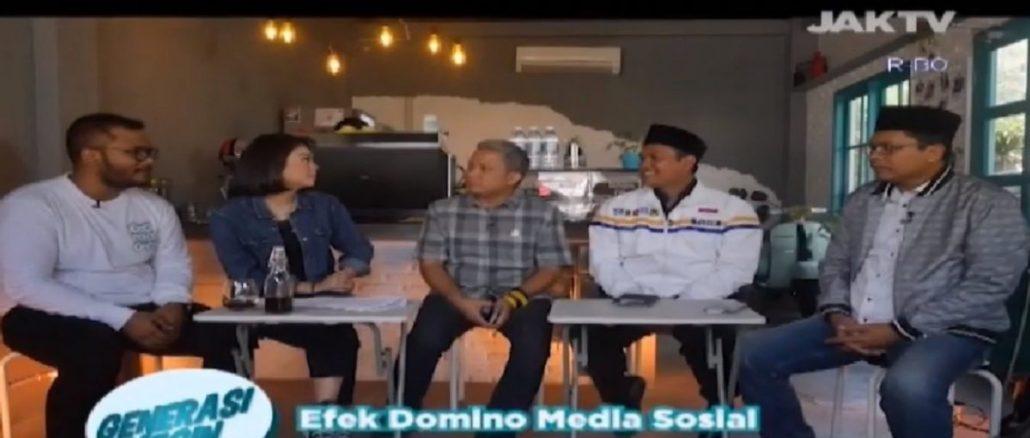 Efek Domino Media Sosial di Tahun Politik