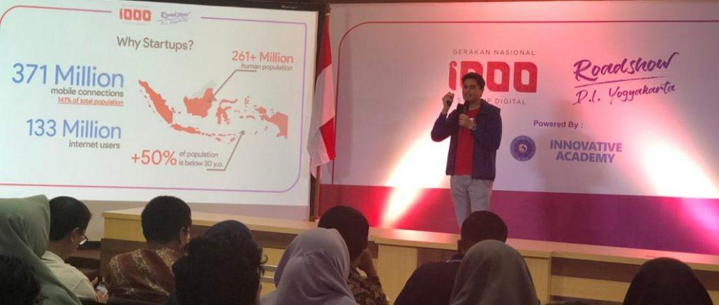 Gabung di Gerakan 1000 Startup Digital Harus Serius