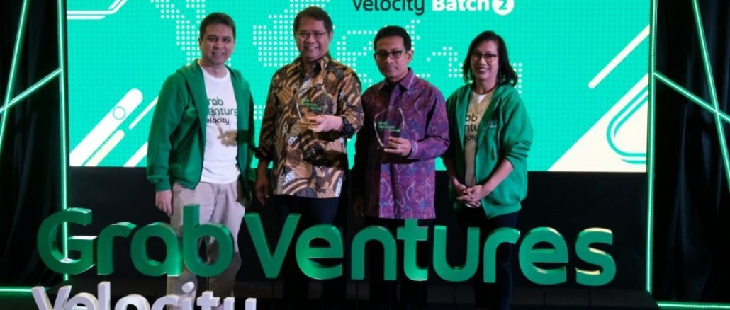 Startup Indonesia Dominasi Finalis Grab Ventures Velocity Batch 2