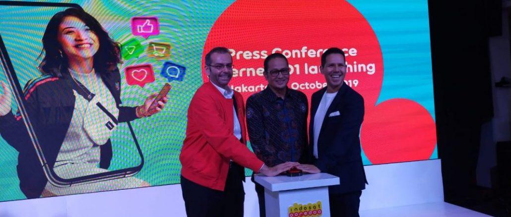Program Internet 101 Indosat Sejalan dengan Program Pemerintah