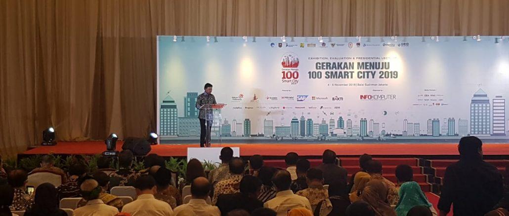 Gerakan Menuju 100 Smart City Langkah Awal Wujudkan Digital Nation