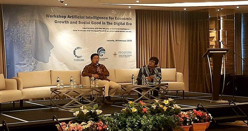 PP PSTE Dukung Penggunaan AI untuk Peningkatan Ekonomi Digital