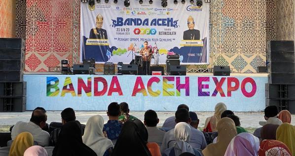 UMKM Aceh Meningkat Tajam, Menkominfo: Butuh Dukungan Banyak Pihak