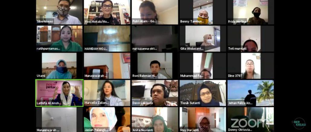 Literasi Digital Kurangi Kesenjangan Akses Digital Perempuan