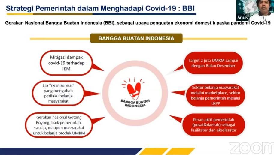 Dampak Corona Terhadap Ekonomi Indonesia Infografik Katadata Co Id