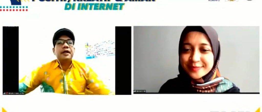 Melalui Siberkreasi, Kominfo Targetkan 50 Juta Masyarakat Terliterasi