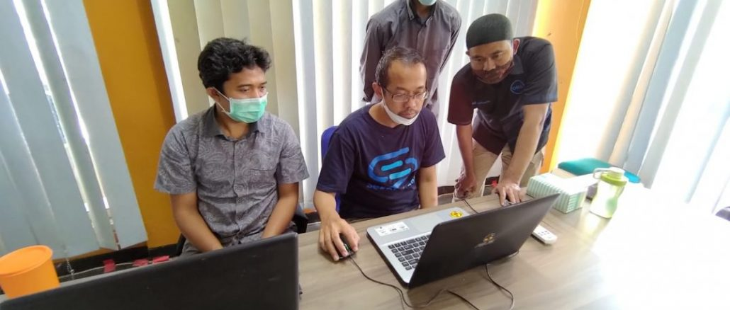 Dorong Sekolah Miliki Produk Digital, Aptika Adakan Pelatihan Guru TIK