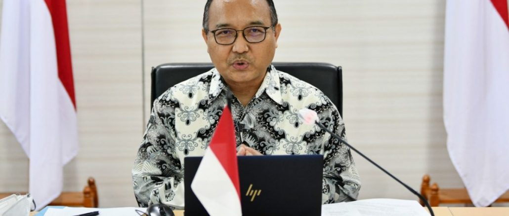 Presidensi Indonesia di G20 Fokus Tingkatkan Keterampilan Digital