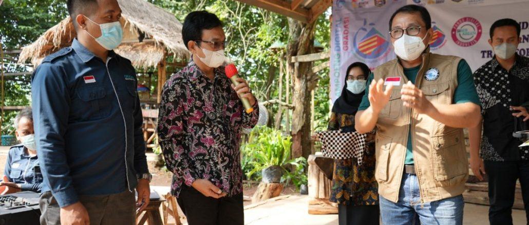 Walikota Metro Lampung Apresiasi Program Pandu Digital