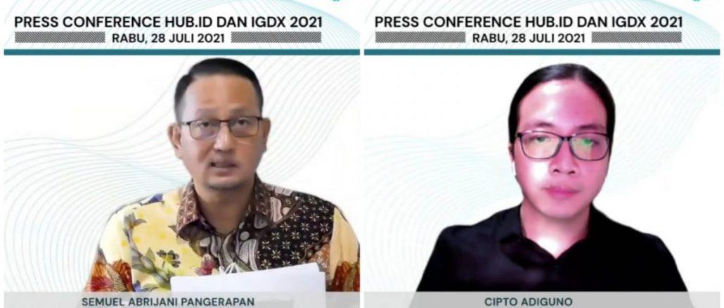 IGDX Jadi Pendorong Industri Game Indonesia agar Mampu Bersaing Global