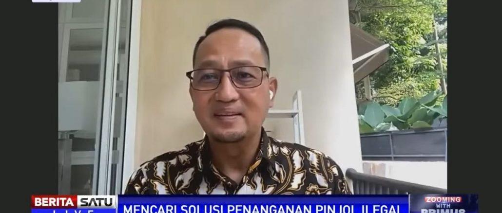 Literasi Jadi Solusi Utama Berantas Fintech Ilegal