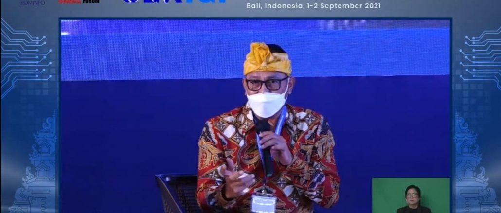 SEA IGF 2021: Indonesia Paparkan Strategi Transformasi Digital Nasional