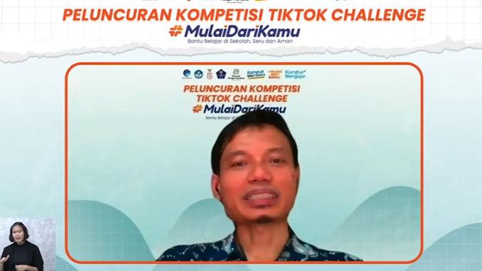 Kominfo Adakan Tiktok Challenge untuk Mahasiswa Berhadiah Tablet Elektronik