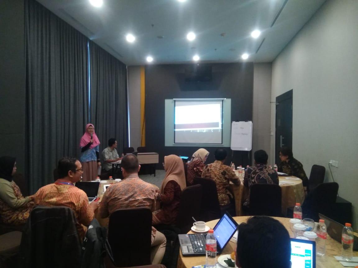 MC membuka Workhsop Pembiayaan Proyek Melalui Skema PHLN