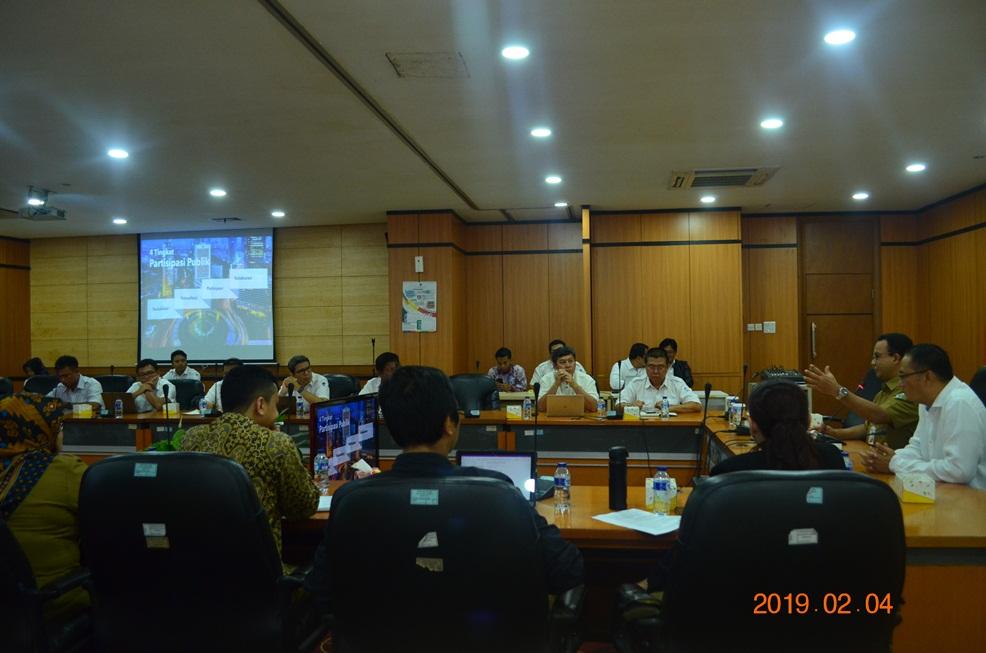 Paparan dari Gubernur DKI Jakarta 1