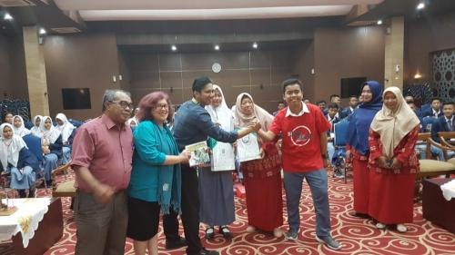 Kunjungan SMK Tanjung 1 Seputih Agung Kab. Lampung Tengah, 16 Oktober 2018