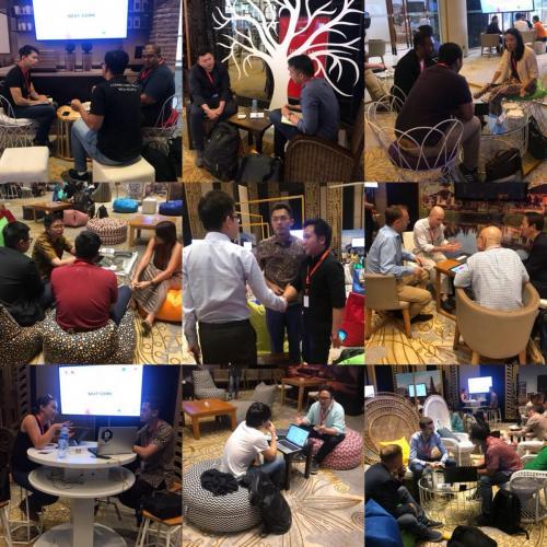 2nd Nexticorn di The Stones Hotel, Legian Bali, 13 - 14 Oktober 2018