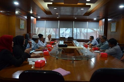 Kunjungan Kerja Anggota DPRD Sulawesi Utara
