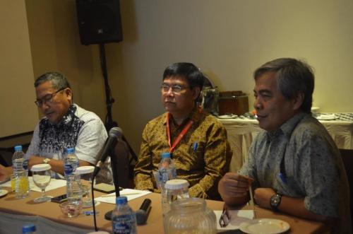 Rapat Evaluasi PDLN Tahun 2018 dan Rencana PDLN Tahun 2019