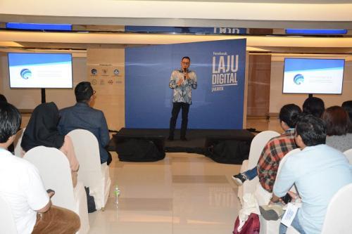 Kampanye Laju Digital di Ciputra Artpreneur Jakarta, 26 September 2018