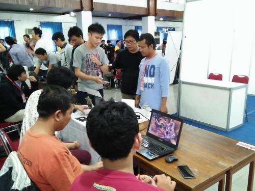 Indonesia Indie Game (InGAME) Festival, 20-24 April 2016
