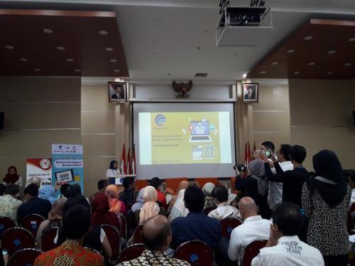 Forum Sosialisasi Ekonomi Kerakyatan Berbasis Digital