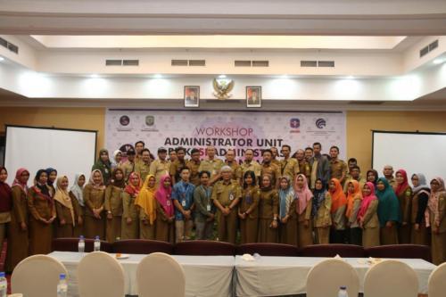 Workshop Administrator Unit Aplikasi Administrasi Perkantoran Maya
