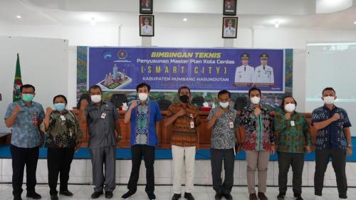 Bimtek 1 Penyusunan Masterplan Smart City Kabupaten Humbang Hasundutan