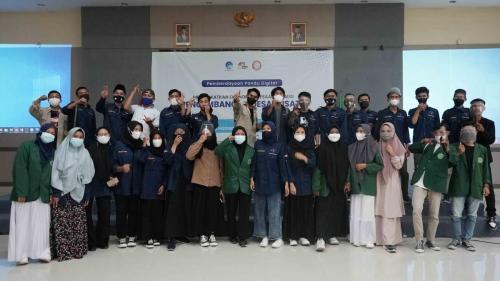 Pandu Digital dan Peserta Pemberdayaan di Kab. Lombok Timur.