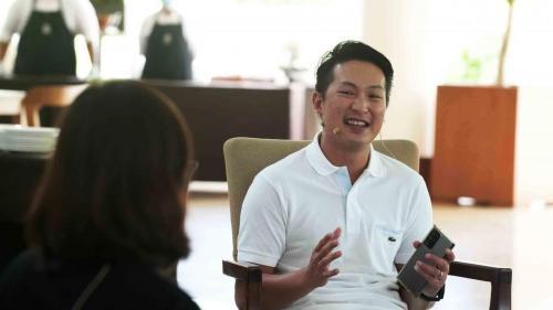 Chief Investment Officer BRI Ventures, William Gozali