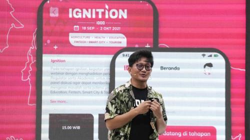 Koordinator Startup Digital, Sonny Hendra Suryana.