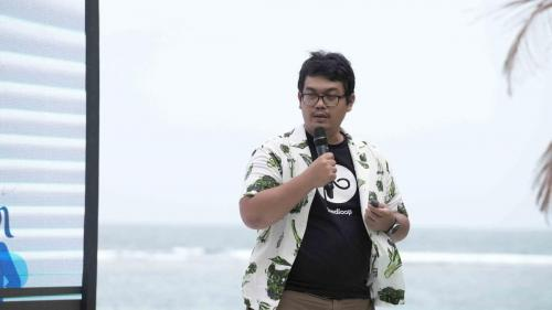 CEO Feedloop, Ahmad Rizqi Meydiarso.