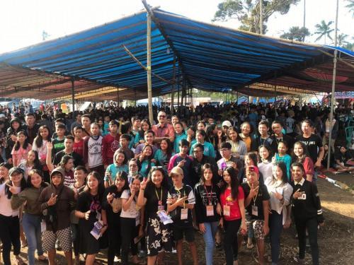 Dirjen Aptika Semuel Pangerapan selfie bersama para peserta (2)