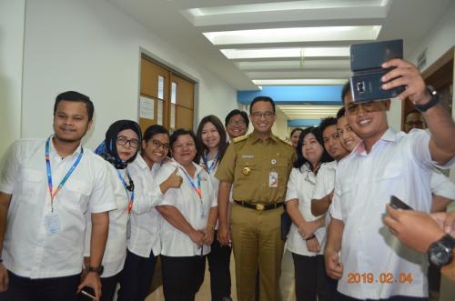 Kunjungan Pemda DKI Jakarta ke Ditjen Aptika Untuk Membahas Kerjasama Program Kerja