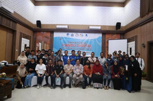 ToT Pandu Digital Provinsi NTB