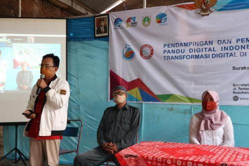 Pemberdayaan Pandu Digital Surakarta