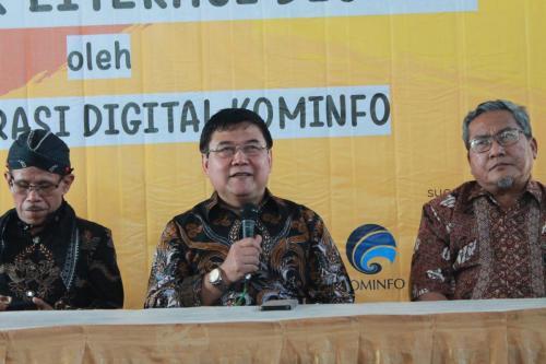 Seminar Literasi Digital dan Juguran Blogger Banyumas