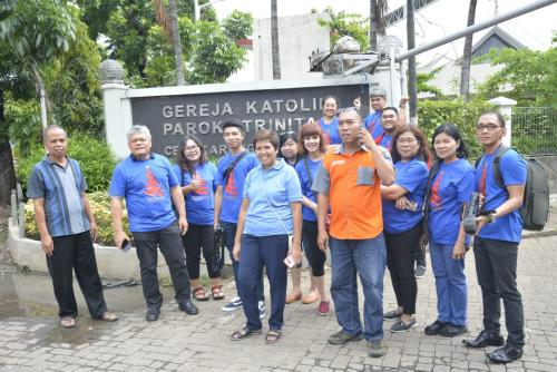 Komunitas Kompaq Kominfo Bersiap Menuju Lokasi Terdampak Banjir