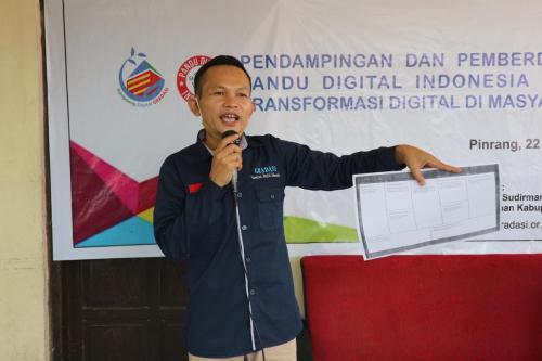 Pemberdayaan Pandu Digital Kab. Pinrang