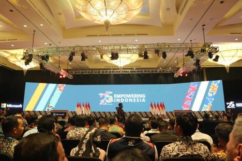 Para peserta acara Digital Economy Summit 2020