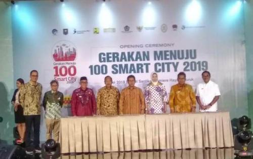 Penandatanganan MoU Kota Grup Keempat