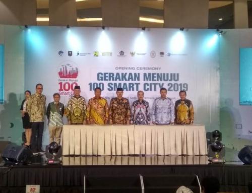 Penandatanganan MoU Kota Grup pertama
