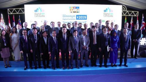 Digital Cambodia 2019 Towards Industry 4.0