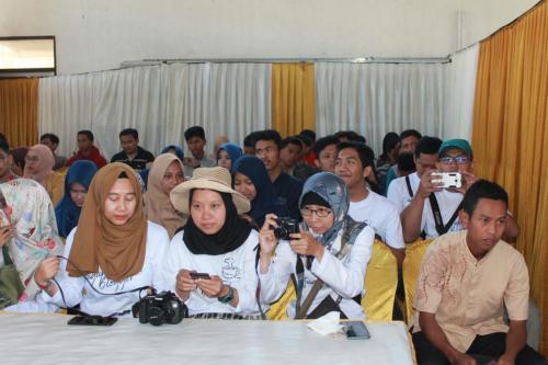 Peserta Kegiatan Seminar Literasi Digital dan Juguran Blogger (2)