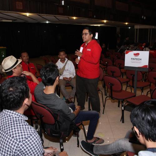 Sharing Session Ignite The Nation Yogyakarta