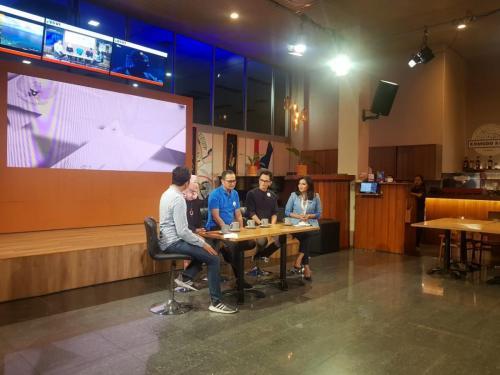 Siaran Langsung Acara Rumah Demokrasi TVRI