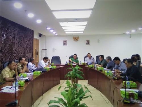 Kunjungan Kerja DPRD Langkat ke Ditjen Aptika
