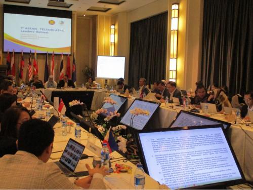 ASEAN TELSOM ATRC 2019